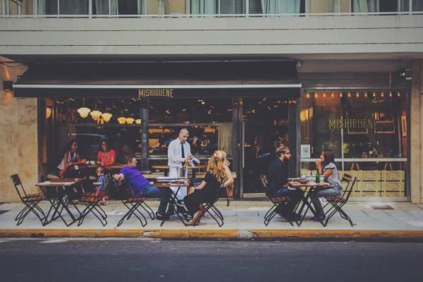 Restaurante, seguridad alimentaria