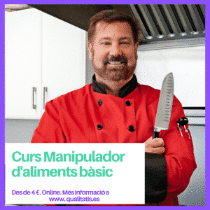 Manipulador d'aliments bàsic online
