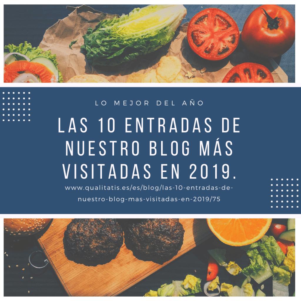 Las 10 entradas de nuestro blog más visitadas en 2019